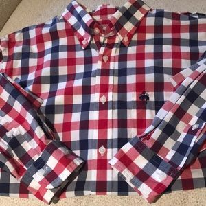 Brooks Brothers checkered button down